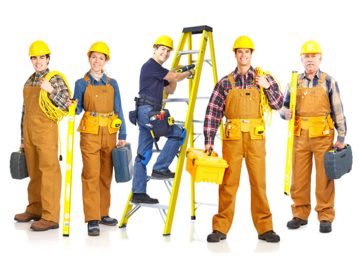 Builders in Wirral